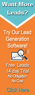 Sales lead generation software - free trial